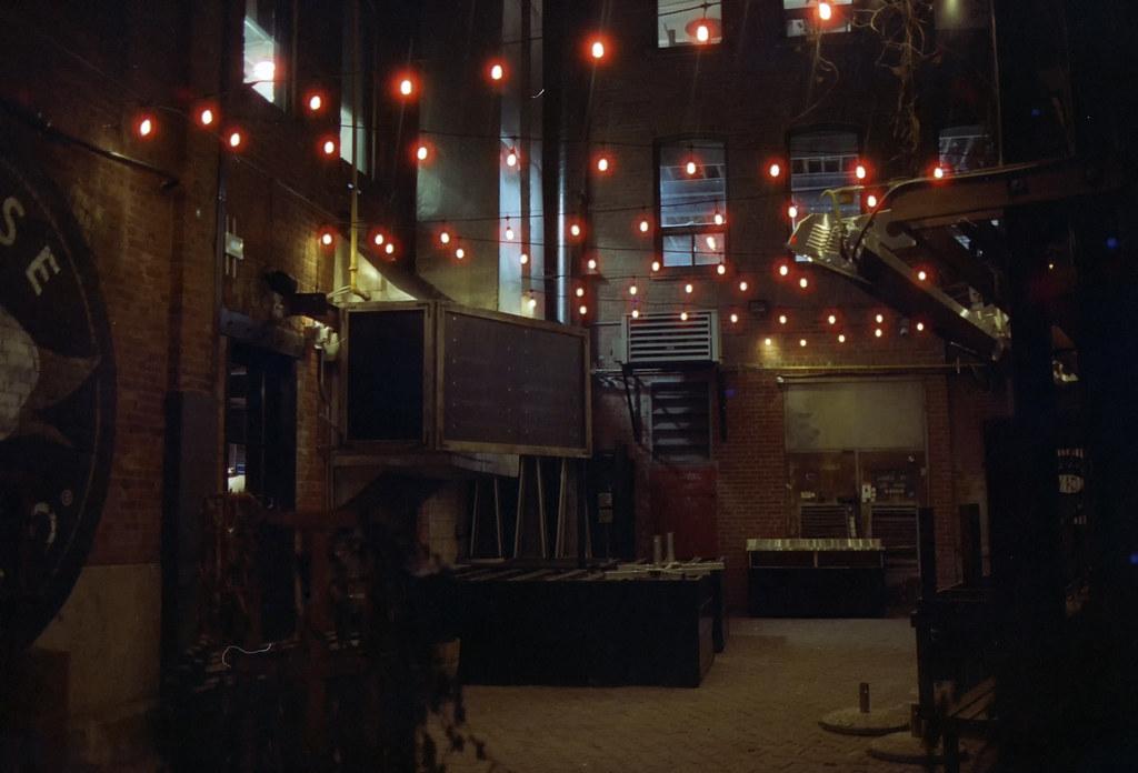 Film Review Blog No. 55 - Cinestill 800T - Roll 02