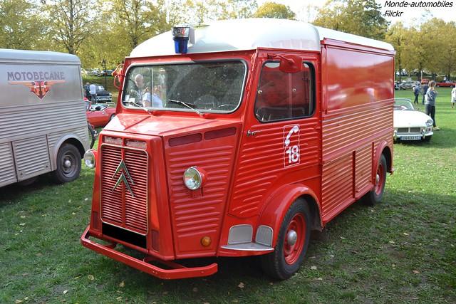 Citroën Type H Pompier