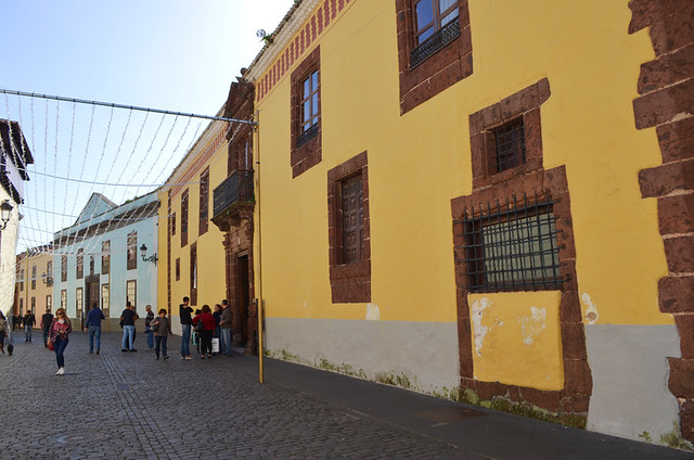 UNESCO streets, La Laguna, Tenerife, Canary Islands