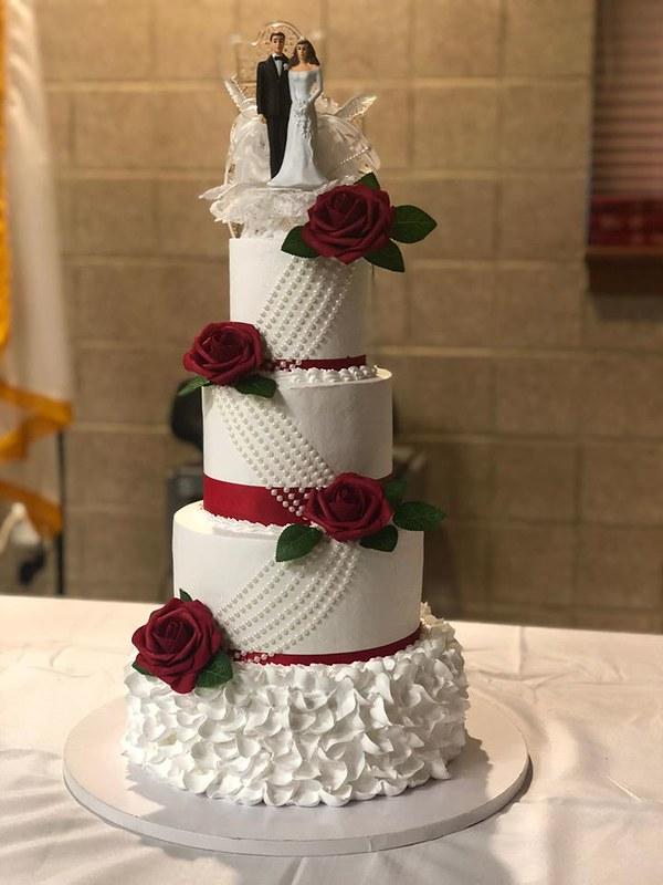 Cake by Pastelería Raquel