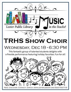Two Rivers High School Show Choir