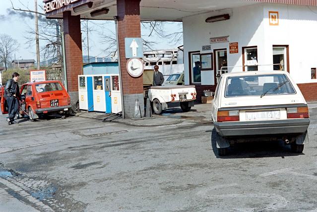 In der Umgebung von Liebenthal/Lubomierz 4/1990