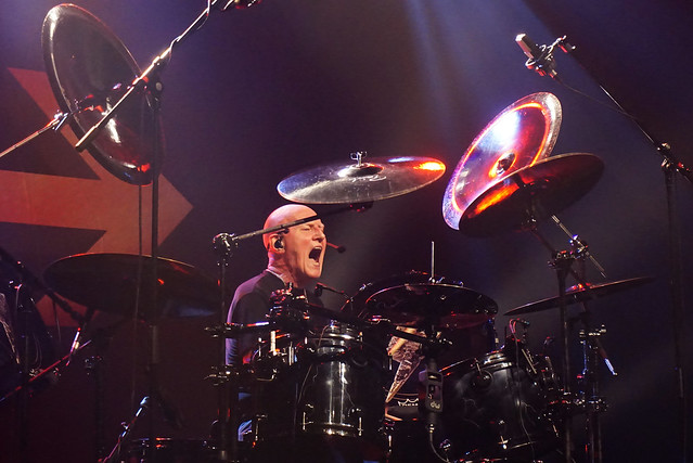 The CHRIS SLADE TIMELINE (from AC/DC)