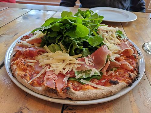 pizza @ Mesita Grande