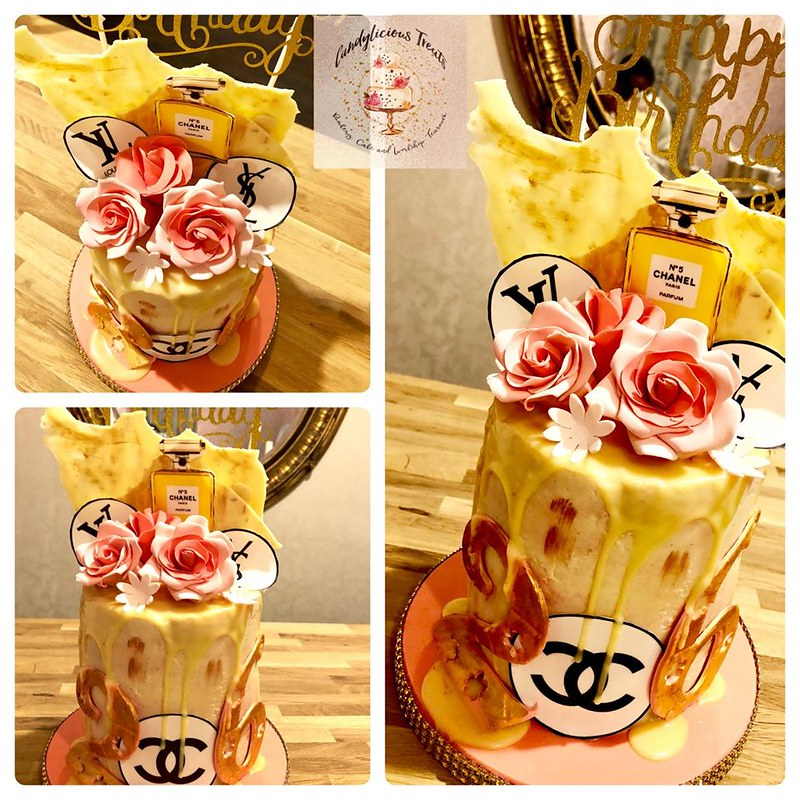 Cake by Candylicious Treats