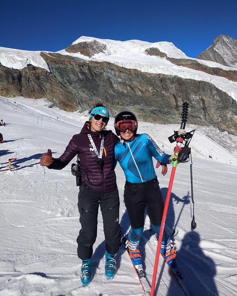 Marcaje esquí