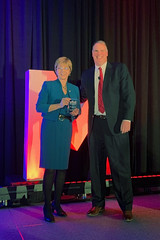 """State Representative Tami Zawistowski was recently recognized at """"Legislator of the Year"""" by the Connecticut Conference of Municipalities (CCM) at their annual convention."""