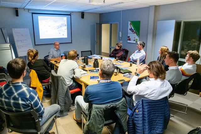Workshop GPS - Woerden