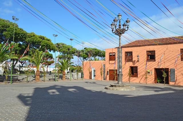 Hotel Quinta Roja, Garachico, Tenerife, Canary Islands
