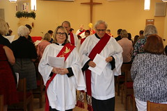 Episcopal Florida posted a photo:Ordination for Lisa Marie Parker to the Sacred Order of Deacons, Dec. 7, 2019