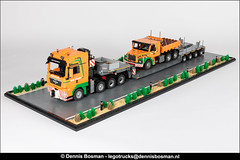 "Scania T142E ""Van der Vlist"""