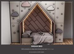 {YD} Dream Bed