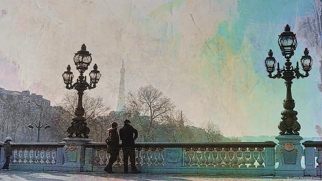 Romantic Paris… ༽  ˳♪⁎˚♫