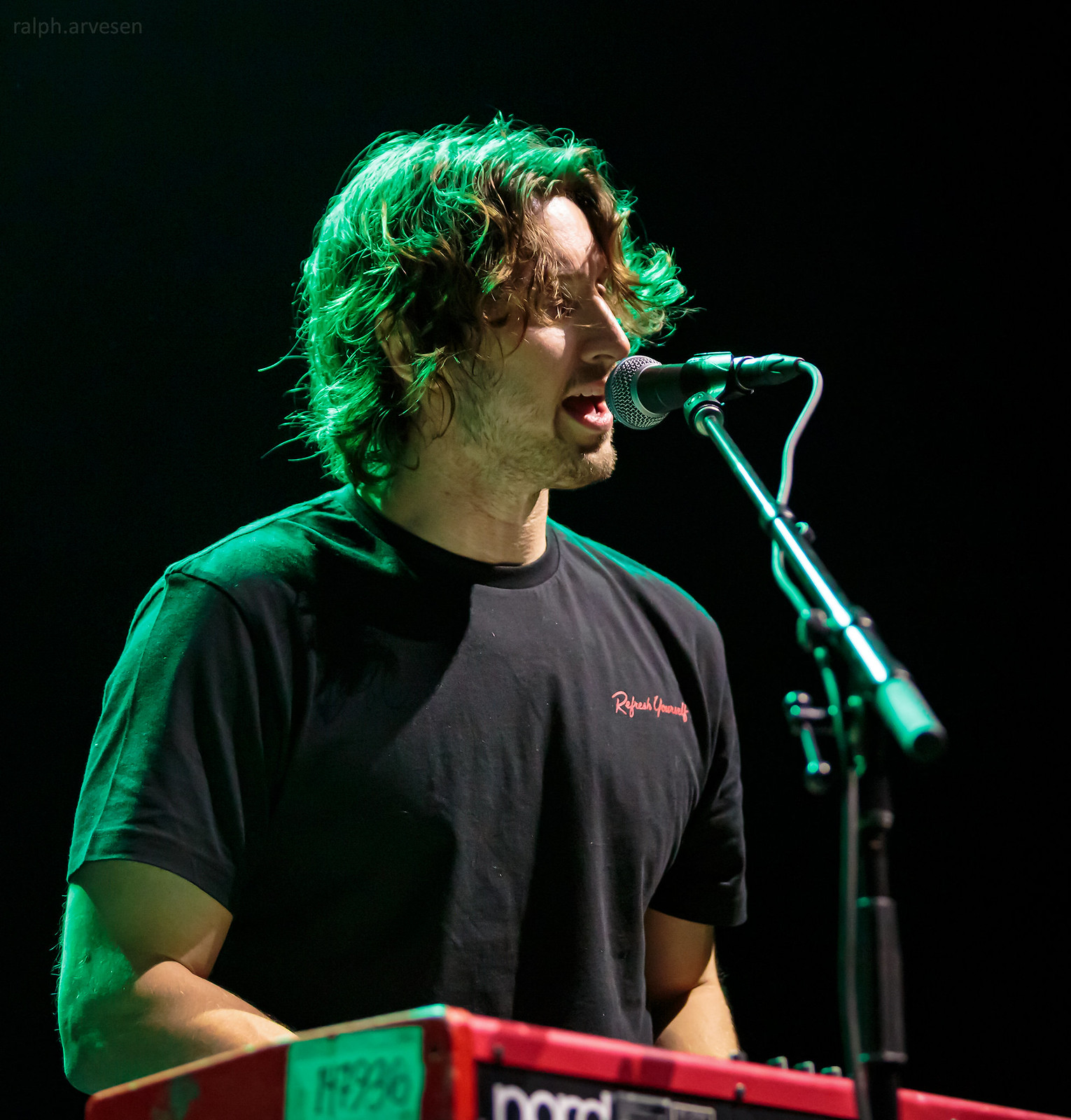Dean Lewis | Texas Review | Ralph Arvesen