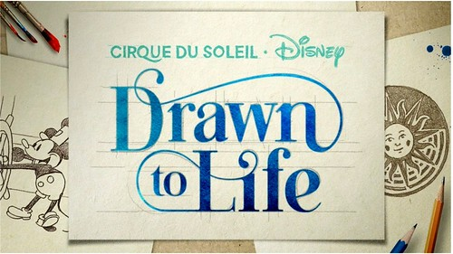NEW Cirque du Soleil Show at Disney to Begin Performances