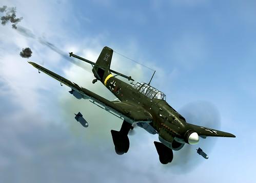 Wings of Prey (PC) - JU-87 'Stuka'