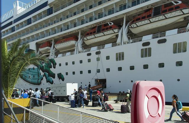 Norwegian Jade Passengers/Crew