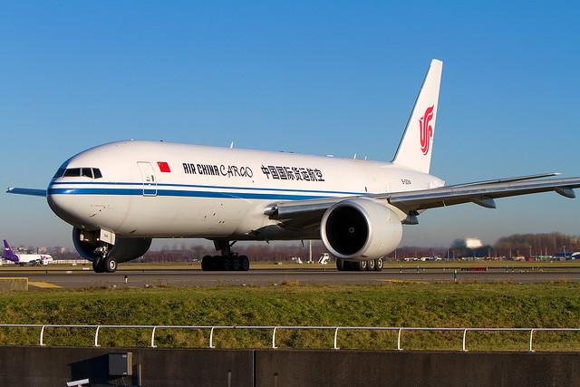B-2094, Boeing 777-FFT, Air China Cargo