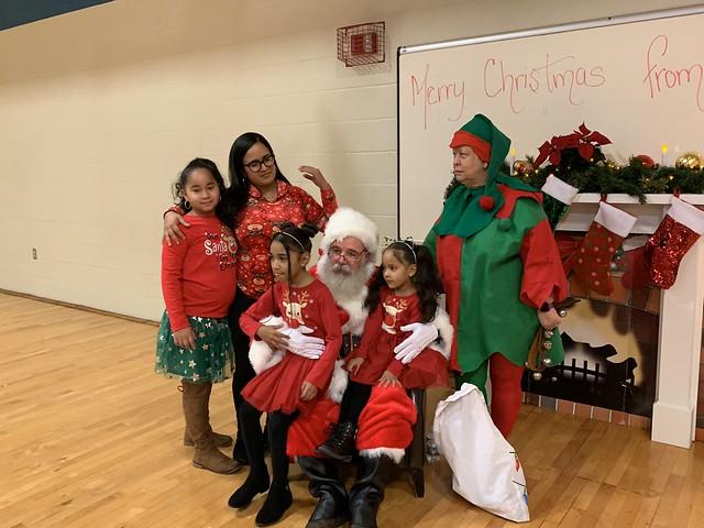 2019 Meriden YMCA Breakfast with Santa