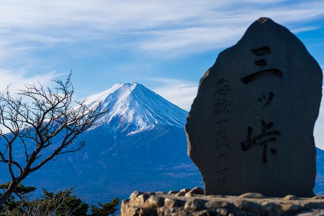三ッ峠山(開運山)