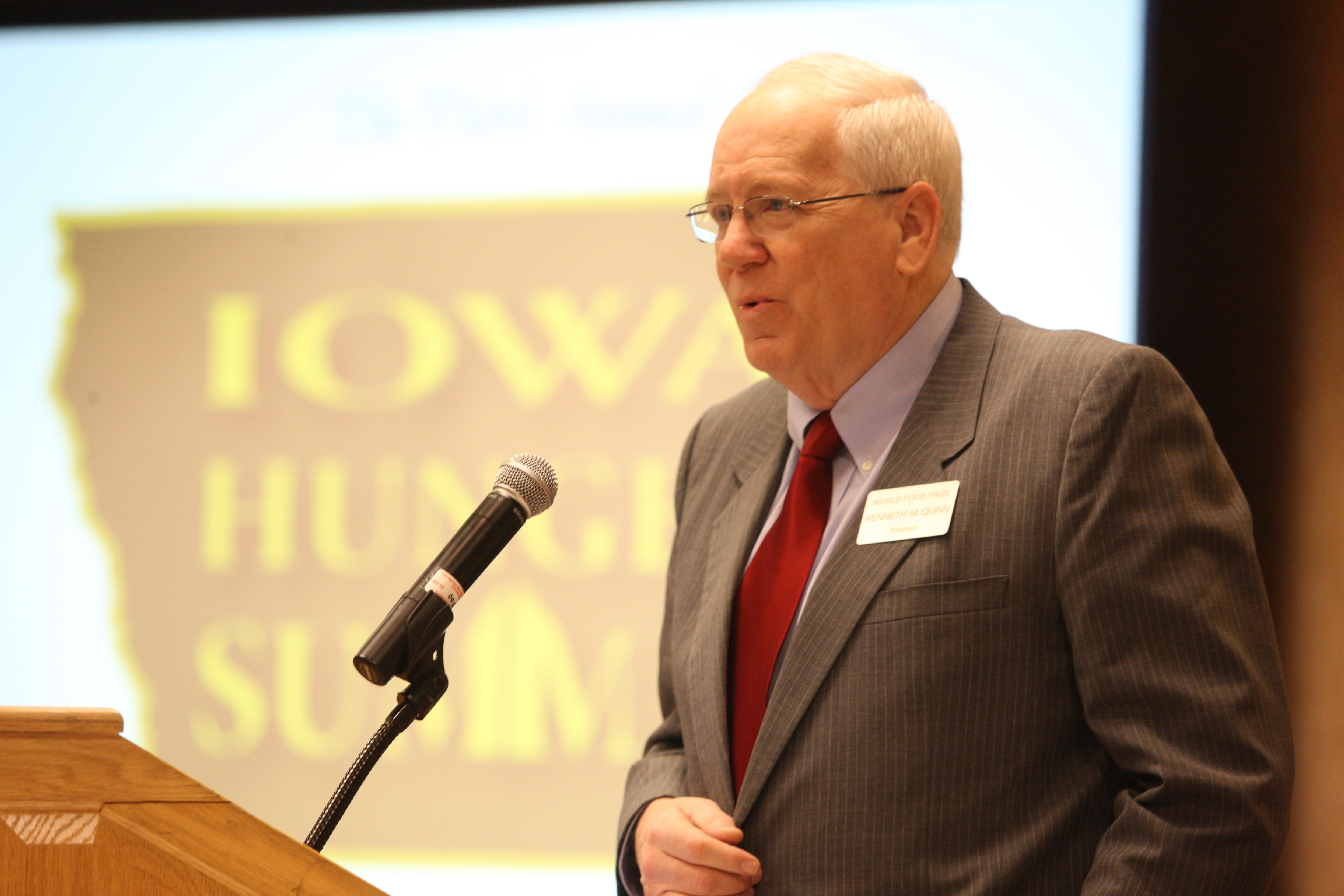 2009 Iowa Hunger Summit