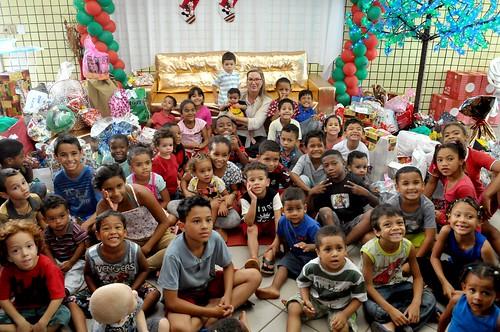 Natal Solidario com a Creche RN do Sol Nascente