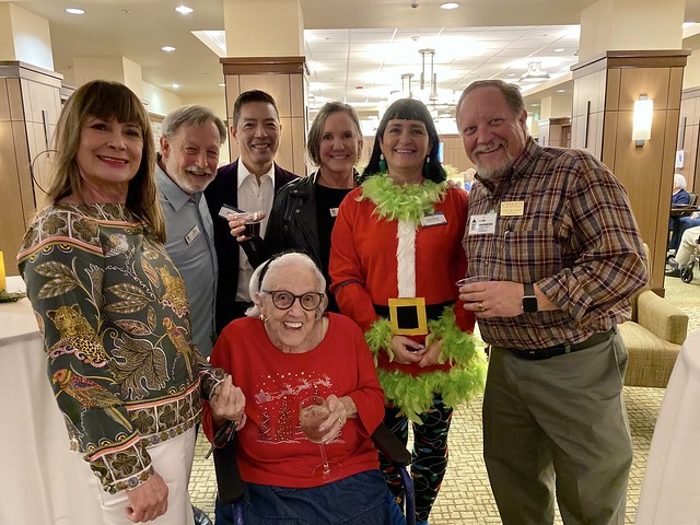 December 11, 2019 - Holiday Mixer at Merrill Gardens at Lafayette