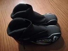 boty na klasiku Salomon RC Prolink JR velikost 34  - titulní fotka