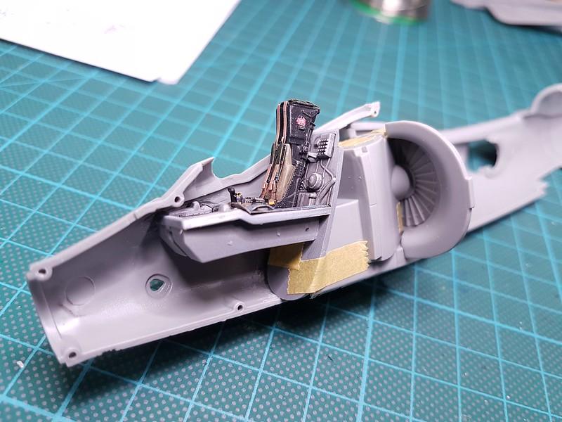 Kinetic 1/48 Sea Harrier FA.2 - Sida 2 49209792428_6b17a9246e_c