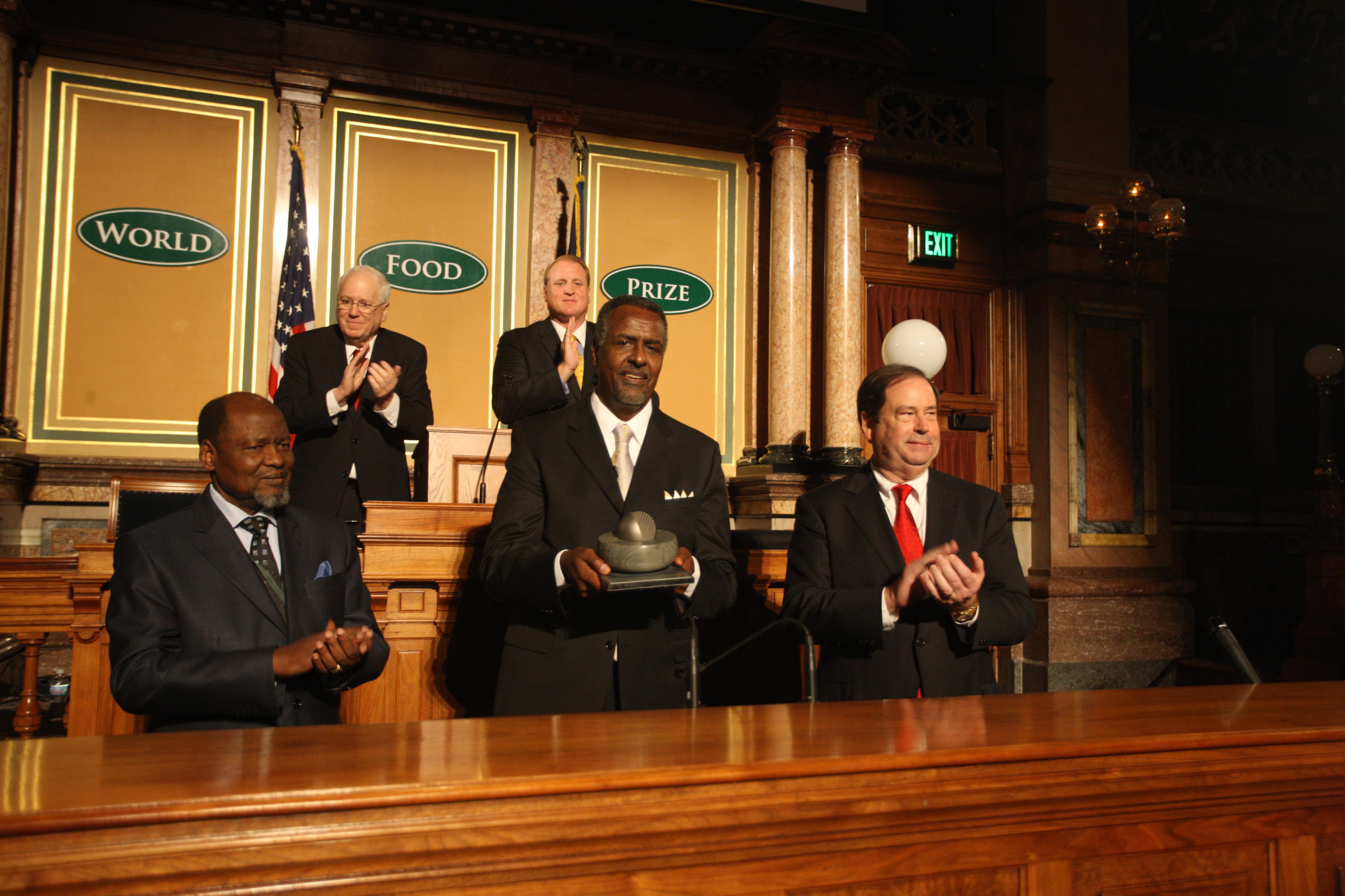 2009 Laureate Award Ceremony