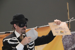 and in 3rd place is Australia's 5th Fossil award - #Fossiloftheday award #COP25 - Dec 12 - IMG_7249