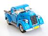 10252 Vintage pickup truck by NKubate