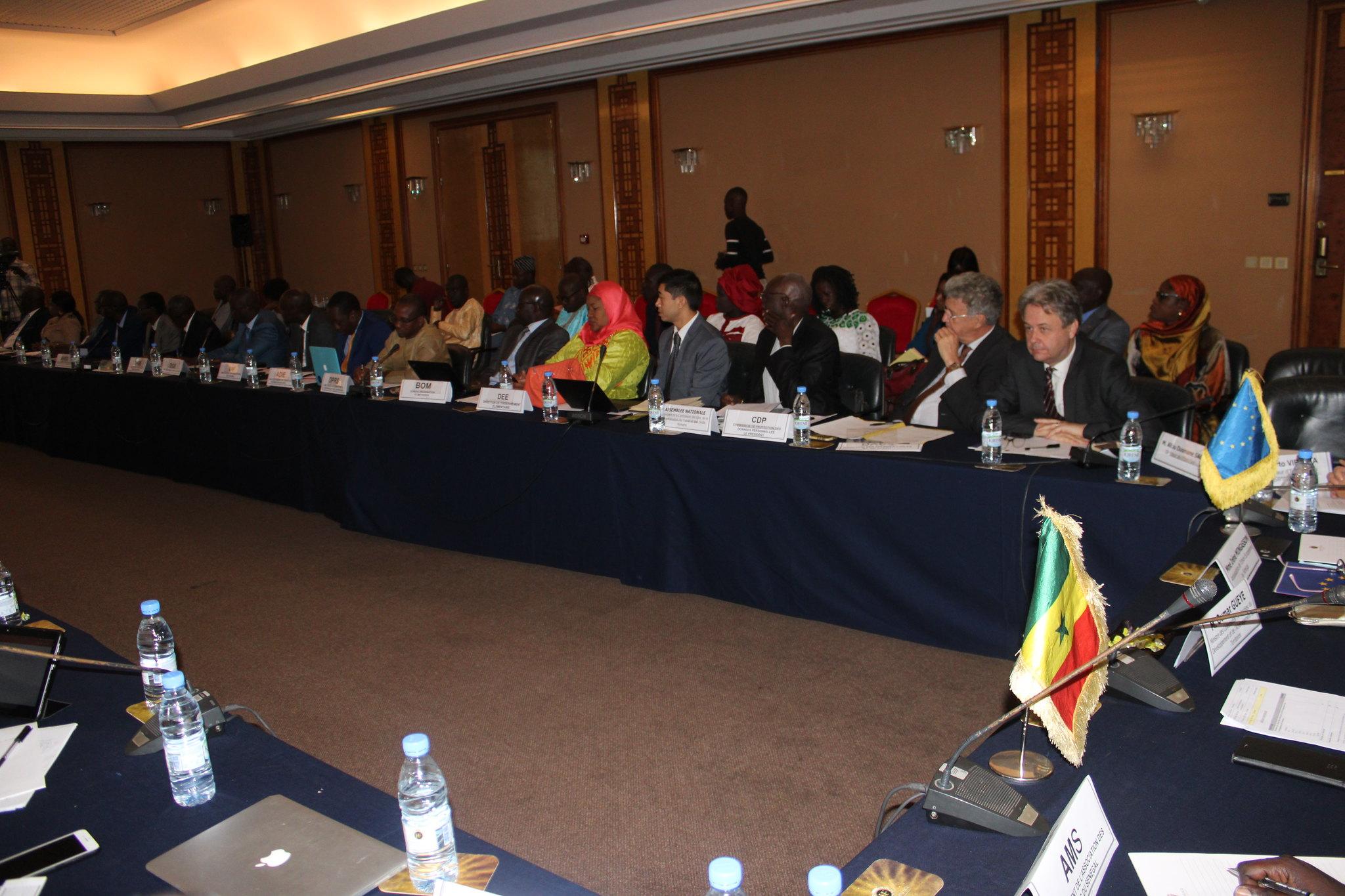 Programme Direction Etat Civil, Modernisation de l'Etat Civil au Sénégal, Aliou Ousmane Sall Directeur de l'Etat Civil Sénégal (18)