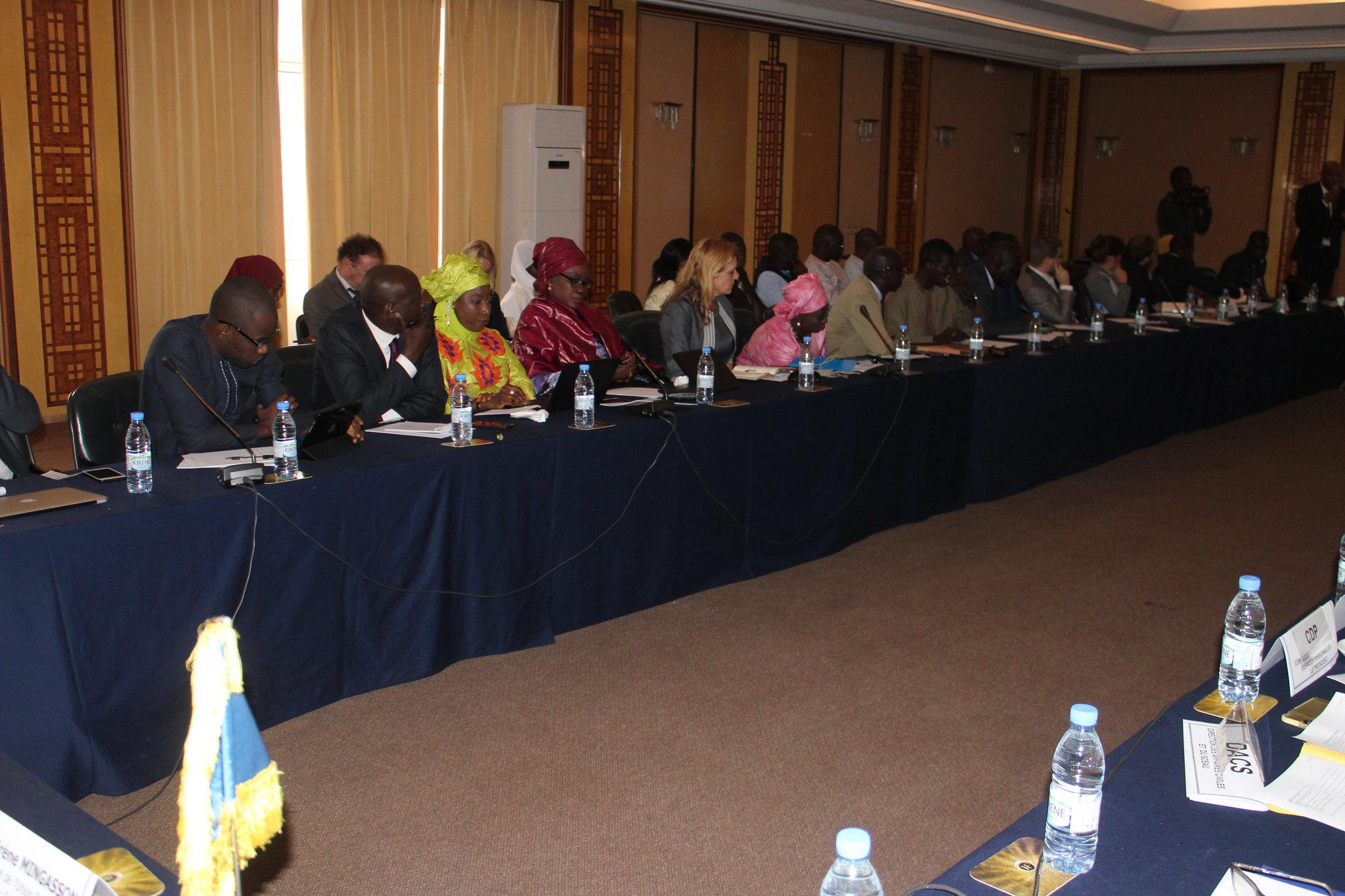 Programme Direction Etat Civil, Modernisation de l'Etat Civil au Sénégal, Aliou Ousmane Sall Directeur de l'Etat Civil Sénégal (17)