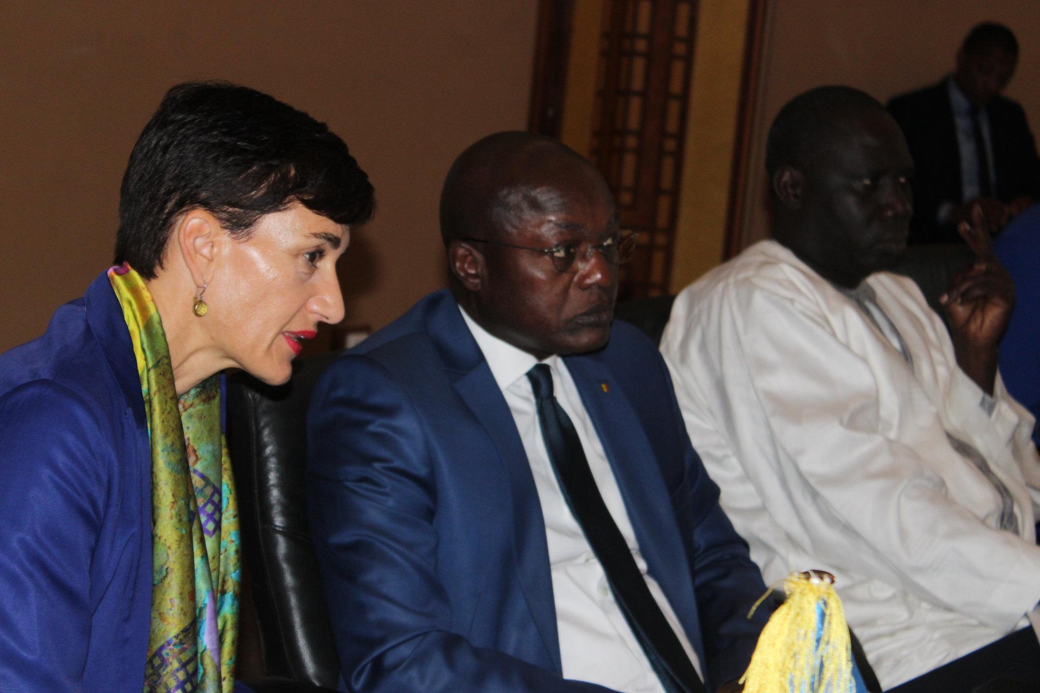 Programme Direction Etat Civil, Modernisation de l'Etat Civil au Sénégal, Aliou Ousmane Sall Directeur de l'Etat Civil Sénégal (15)