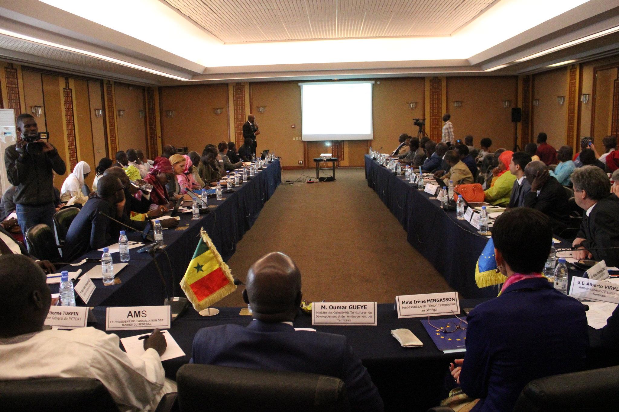 Programme Direction Etat Civil, Modernisation de l'Etat Civil au Sénégal, Aliou Ousmane Sall Directeur de l'Etat Civil Sénégal (11)