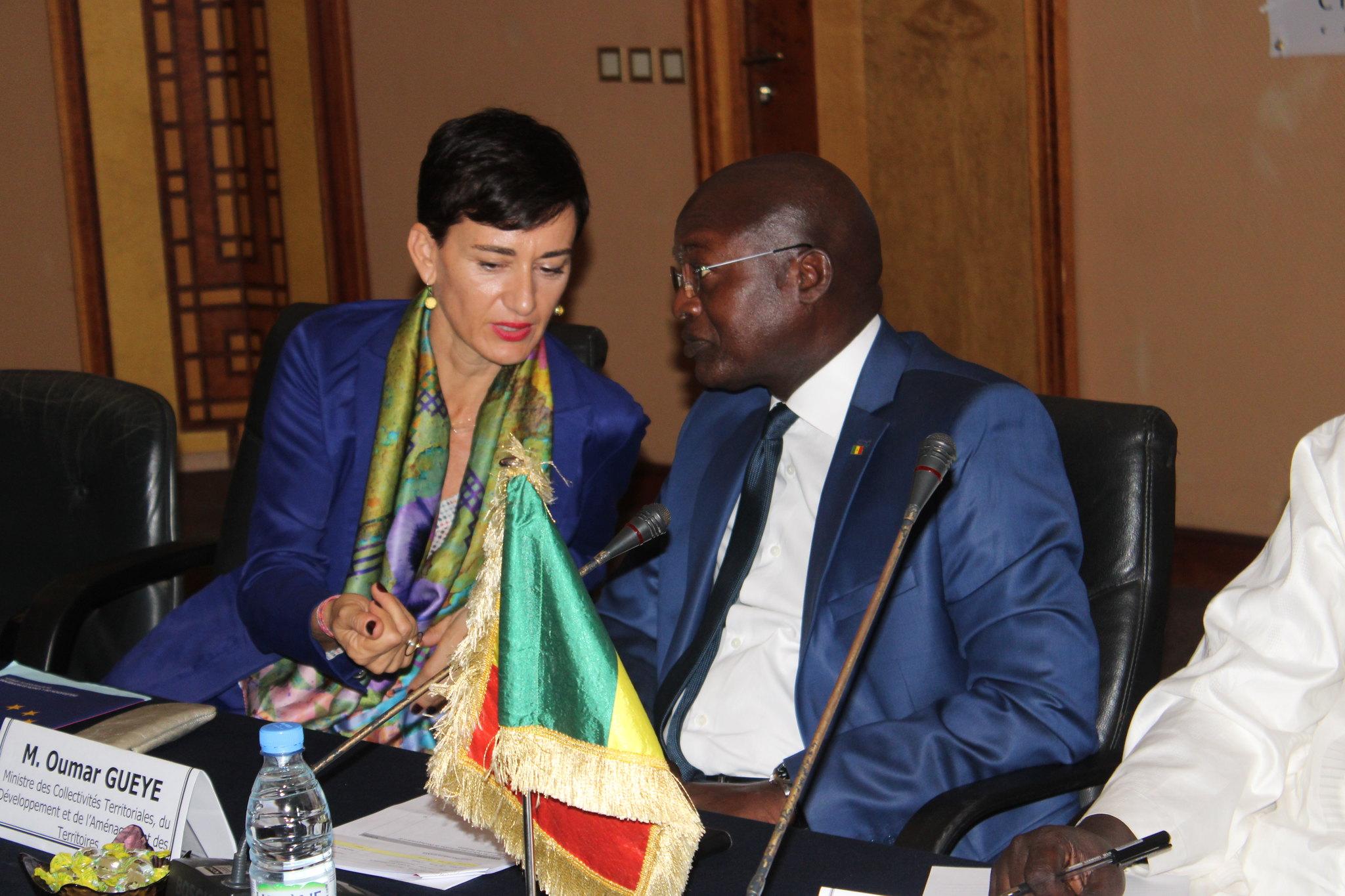 Programme Direction Etat Civil, Modernisation de l'Etat Civil au Sénégal, Aliou Ousmane Sall Directeur de l'Etat Civil Sénégal (9)