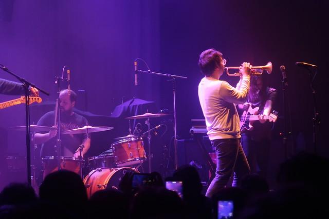 Foxing (Fall Tour 2019) - Conor Murphy, Ricky Sampson, Jon Hellwig & Eric Hudson