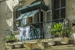 Two in One Balcony on St Paul Street