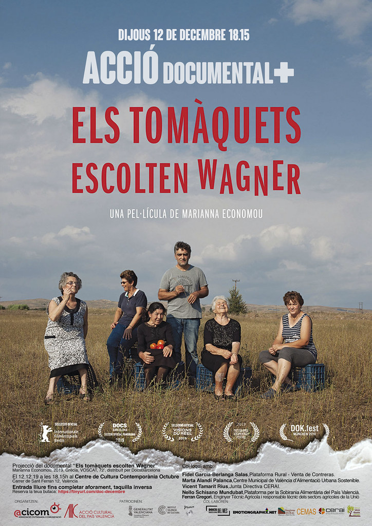 20191212 Los Tomates Escuchan Wagner