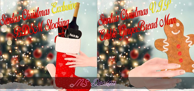 :: MS Design :: Santa's Christmas Exclusive and VIP