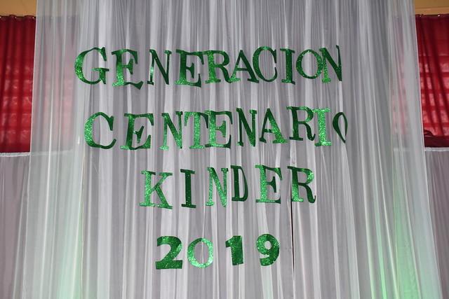 Ceremonia de Licenciatura Kinder 2019