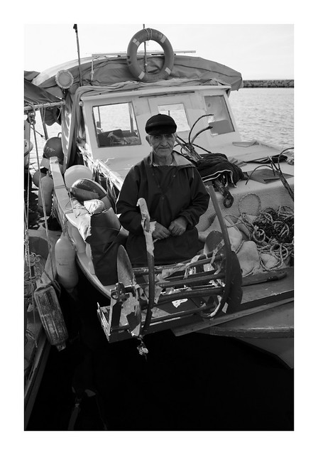 Fisherman. Side - Antalya / Turkey.