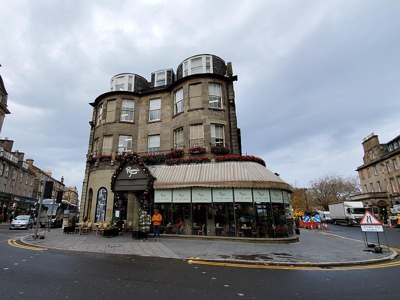 Edinburgh Ryans