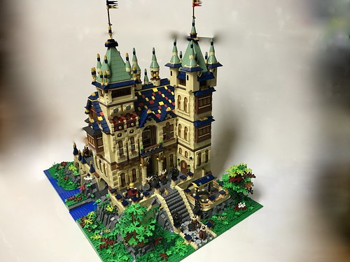 The Castle of my dream