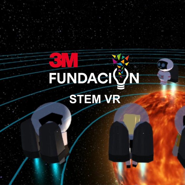 3M Spain Foundation - Stem+VR