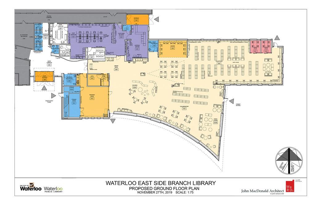 ESBL-A100-Site Plan