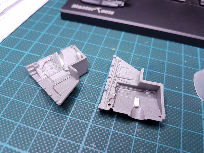 Kinetic 1/48 Sea Harrier FA.2 - Sida 2 49210274231_e49609c8da_c