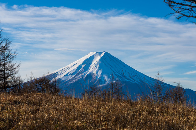 富士山@木無山