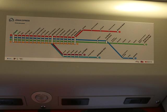 2019-12-12, CFF/SNCF, Plan schématique du RER Léman Express